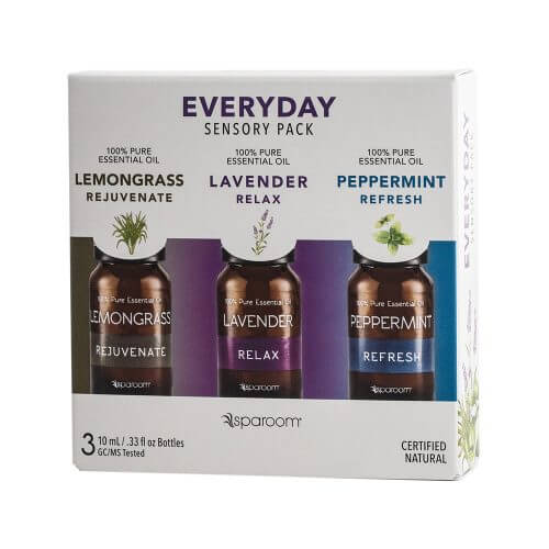 Everyday 3-Pack Essential Oils - Package Front