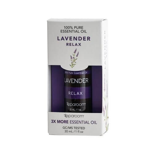 Lavender Essential Oil 30mL - Package Front