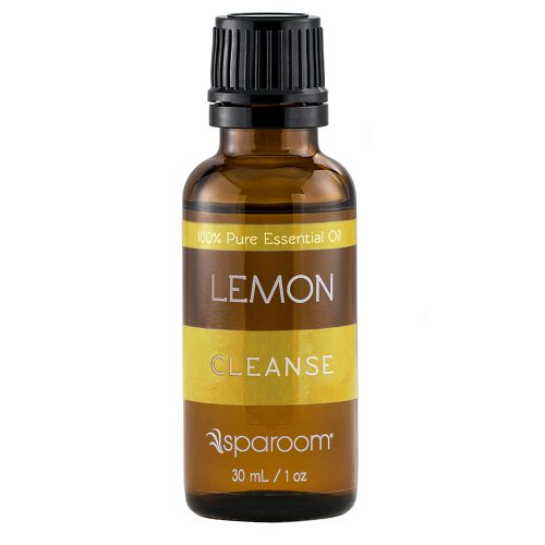 Lemon Essential Oil 30mL Value Pack Bottle Closed