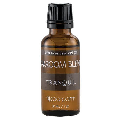 SpaRoom Blend Essential Oil 30 mL bottle closed