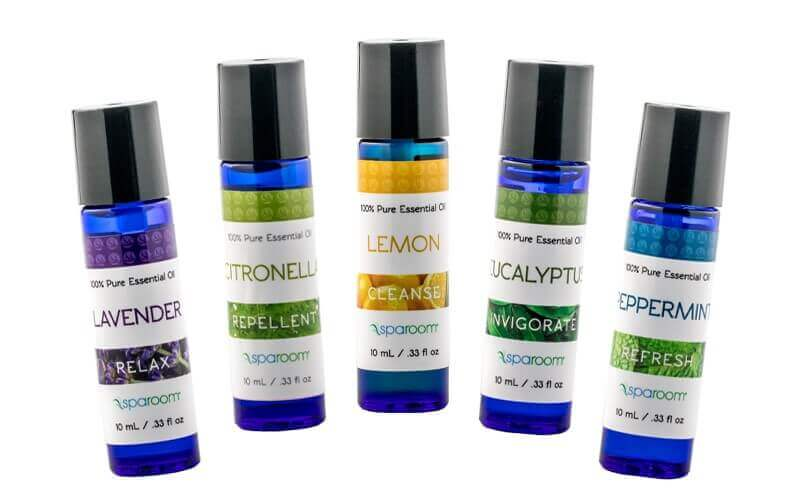 natural bug spray essential oil collection