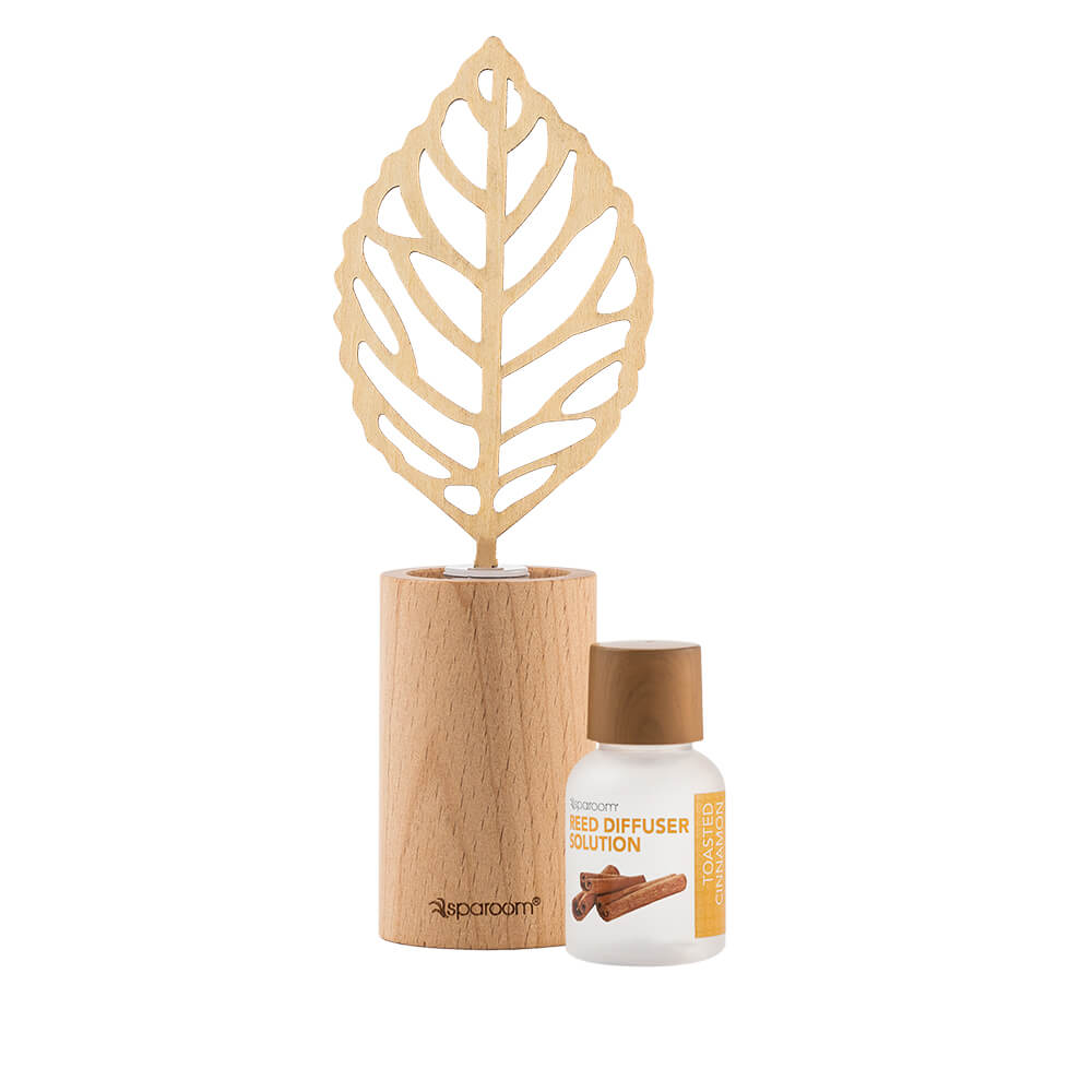 Toasted Cinnamon Mini Forestation Reed Diffuser