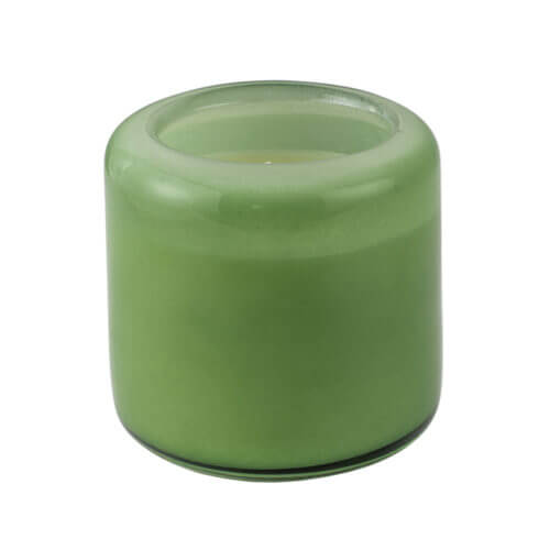 Blooming Gardenia All-Natural Soy Wax Scented Candle uncovered
