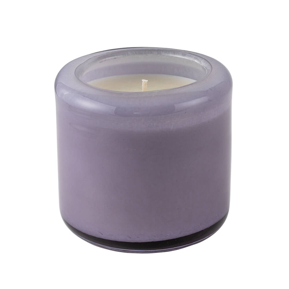Lavender and Bergamot All-Natural Soy Wax Scented Candle uncovered