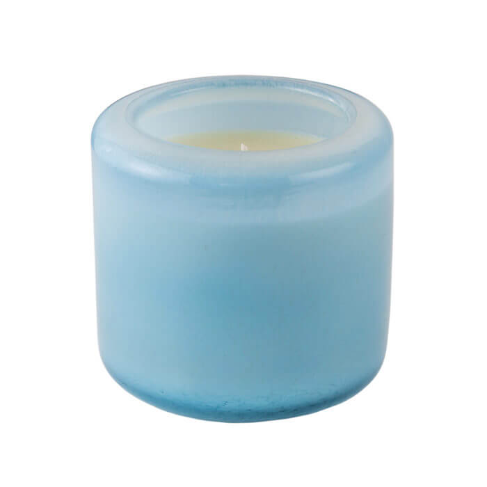 Sea Salt and Coconut All-Natural Soy Wax Scented Candle uncovered