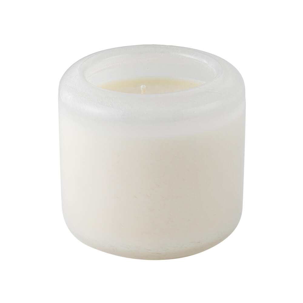 Strawberry Prosecco All-Natural Soy Wax Scented Candle uncovered