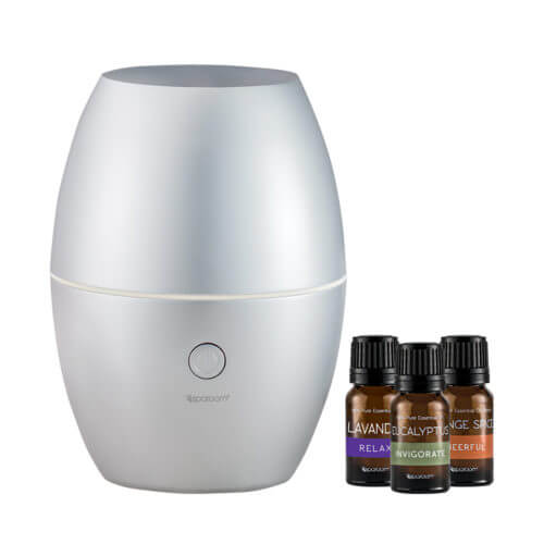 Mistifier Value Pack with 3 100% essential Oils