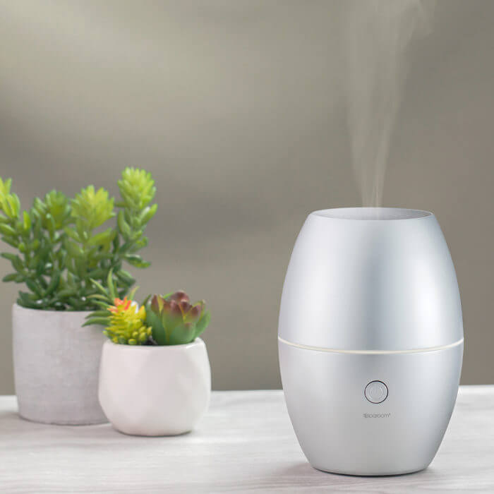 Mistifier Value Pack diffuser 100% pure essential oils with a beautiful background